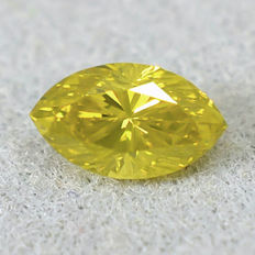 Diamond - 0.20 ct no reserve