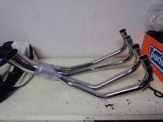 Honda Four 500cc - 4 into 1 exhaust - Marving Master