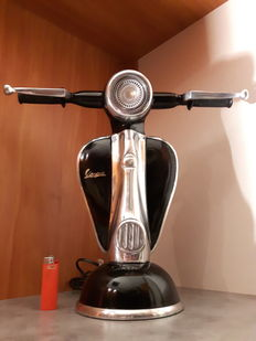 Vespa desk lamp vintage