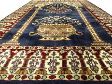 """Lahore – 188 x 123 cm – """"Persian eye-catcher in nearly unused condition – Made of the best Australian lambswool"""""""