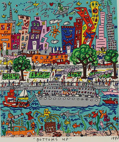 James Rizzi - Bottoms Up