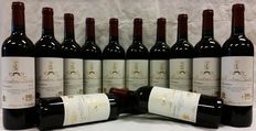"2011 Mouton Cadet van Baron Philippe de Rothschild – Bordeaux – ""80th Anniversary commemorative (white) labels"" – 12 bottles"