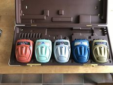 5 Danelectro Cool Cat Pedals