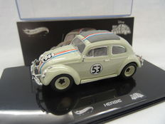 Herbie from the movie The Love Bug 1962 - Scale 1/43 - Hot Wheels Elite