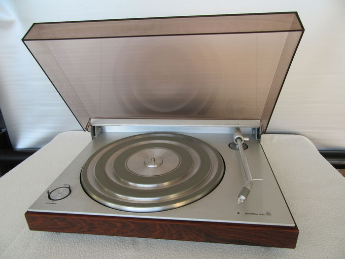 bang and olufsen turntable. bang \u0026 olufsen beogram 3000 turntable, revised motor! and turntable