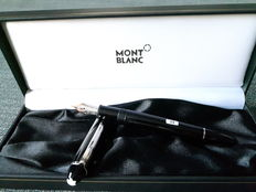 Montblanc Meisterstück 146 Platinum fountain pen - 14 ct. gold nib (EF) - In original box