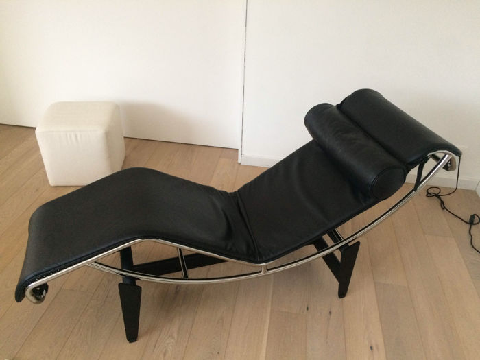 Le corbusier for cassina chaise longue lc4 catawiki for Chaise longue le corbusier cassina