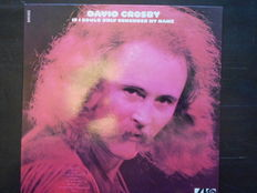 8 x LP Crosby, Stills, Nash and Young
