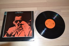 9 Rare LP's With Miles Davis. Many from Japan. Inclouding 3 Double Albums