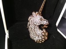 Swarovski - Brooch Unicorn