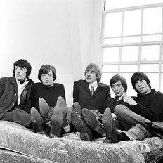 Archive Farabola - The Rolling Stones - London - 1965
