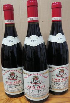 1996 Domaine Chantal Remy Latricieres-Chambertin Grand Cru – 3 bottles