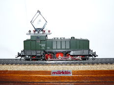 Märklin H0 - 3456 - Electrical locomotive BR E-60 of DB