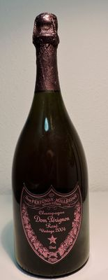 2004 Dom Pérignon Rosé Vintage exclusive Collection Millesime - 1 bottle