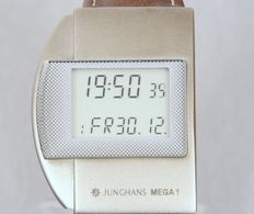 Junghans Mega 1 radio-controlled watch