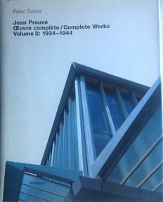 Peter Sulzer - Jean Prouvé - Complete Works Volume II: 1934-1944 - 2000