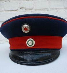 German hat for Saxon Infantry non-commissioned officer