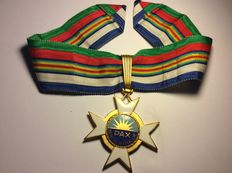 Commander cross of the order of the inter-allied merit