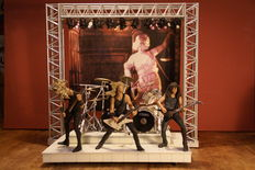 2001 Metallica Harvesters of Sorrow Deluxe Stage Set