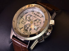 MEYERS Fly Racer 47  -  Wristwatch   -  Chronograph