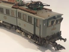 Märklin H0 - 3528 - articulated  E-loc E 91 of the DRG