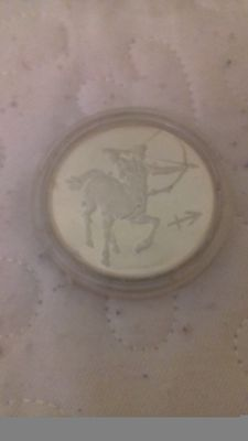 Coin collection Russia 2003