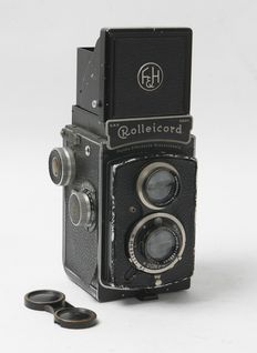 """Rollei """"Rolleicord II"""" approx. 1937"""