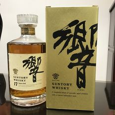 Hibiki 17 year old Golden Box Edition