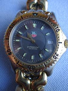 Tag Heuer -  Link Professional 200m  - Beautiful Ladies Watch - Circa 2002 - No Reserve