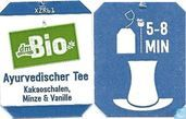Tea bags and Tea labels - Das gesunde Plus (DM) - Ayurvedische Tee
