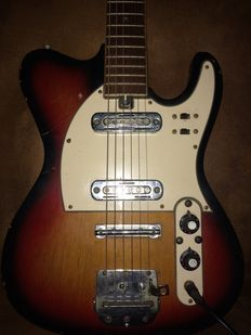 Jedson Type II tele-style model vintage made in Japan