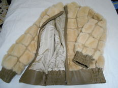 Luxurious mink and fox fur – Men