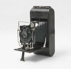 """Rare bellows camera """"Rodenstock"""" with Trinar Anastigmat approx. 1931"""