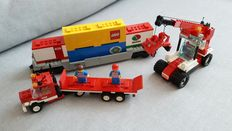 Trains 9V - 4549 - Container Double Stack