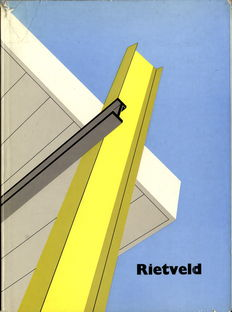 Theodore M. Brown - The work of G. Rietveld architect - 1958