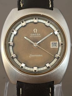 "<em class=""cw-snippet-hl"">Omega</em> Automatic Seamaster Tropical men's wristwatch – ca. the 1960s"