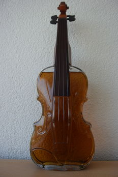 Suntory Royal - Violin bottle - bottled 1986