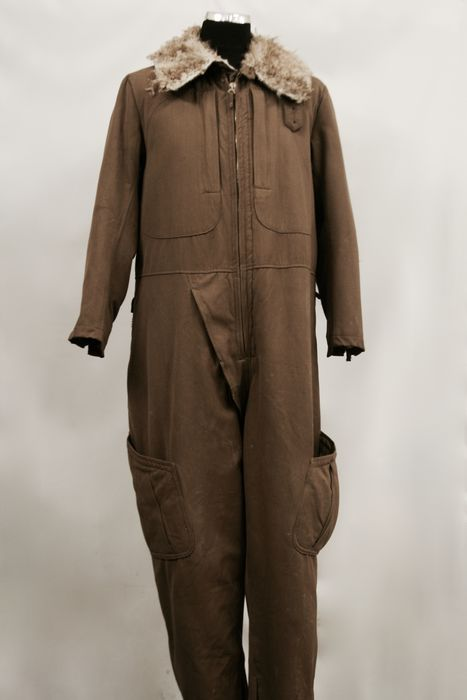 Winter flight suit of the Japanese Air Force WWII