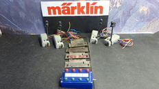 Märklin H0 - 7188/7072 - 4 x light signals