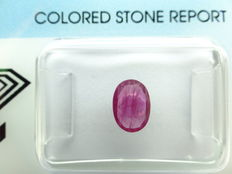 Ruby – 0,68 ct