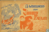 Strips - Jimmy Brown - De wereldreis van Jimmy Brown