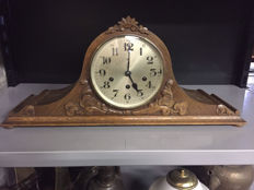 Gustav Becker mantle clock - Approx. 1920