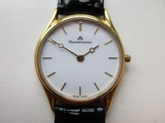 Maurice Lacroix ref. 73402 – Swiss gold-plated women's wristwatch – 2010