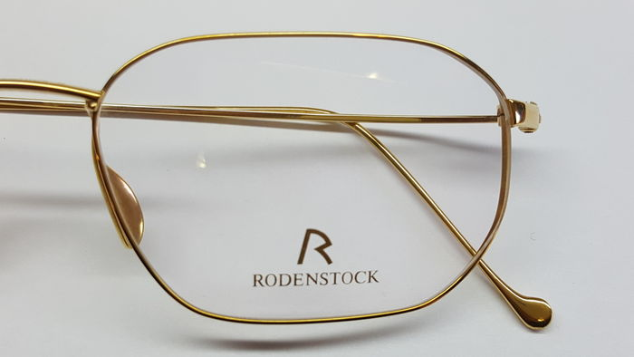 b80a50d2ad7 Rodenstock – glasses 18 kt yellow gold – Unisex - Catawiki