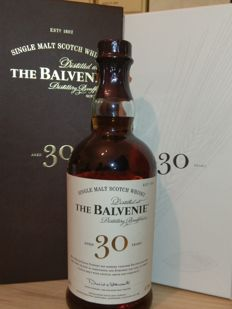 The Balvenie 30 Years Old 47.2% vol