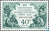Colonial exhibition