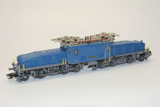 "Märklin H0 - 37564 - E-Loc Ce 6/8 III Blue ""Crocodile"" of the SBB CFF"