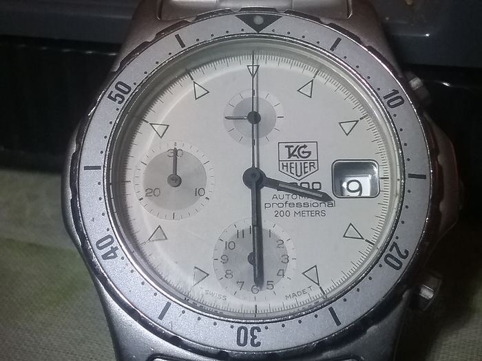 TAG Heuer - Men - 1980-1989