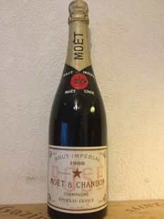 1966 Moët et Chandon Brut Imperial Rose - 1 bottle