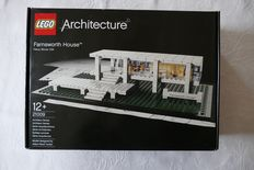 Architecture - 21009 - Farnsworth House